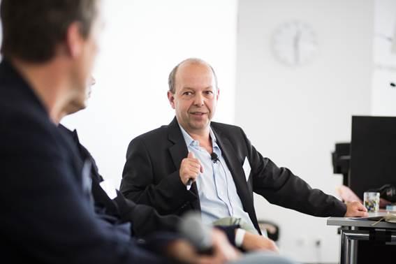 Prof. Dr. Kai Thierhoff - Investoren & Förderung - Kapital für Startups