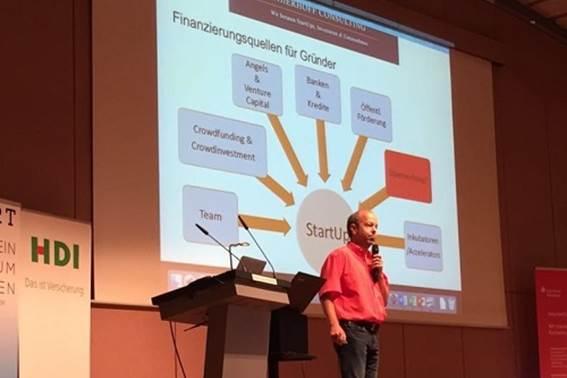 Prof. Dr. Kai Thierhoff Präsentation